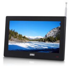 Jual August Da100D 10 Portable Hd Freeview Tv Hdmi Monitor With Dvb T And Dvb T2 Tuner Pvr Multimedia Player Intl August Online