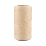Beli Aukey 260 M 1Mm 150D Beige Kulit Wax Thread Kerajinan Kredit