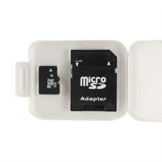 Beli Aukey 8 Gb Flash Memori Sd Mikro Disebut Tf Microsd Sd Disebut Tf Kartu With Adaptor