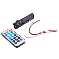 Toko Aukey Mobil Mp3 Wma Papan Pemutar Audio Radio Modul Usb Nirkabel Disebut Tf Controller Yang Dekat Sini