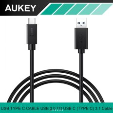 AUKEY CB-C10 USB 3.0 to USB Type C Sync & Fast Charging Cable
