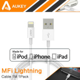Review Aukey Cb D20 Apple Mfi Certified Apple Data Cable 1M Terbaru