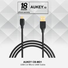 Dapatkan Segera Aukey Cb Md1 Micro Usb Good Plate 1 Meter Hitam