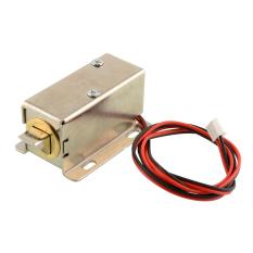 Jual Aukey Dc 12 V Mini Electric Lock Assembly Aukey Di Tiongkok