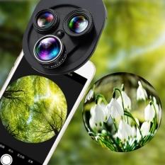 Review Aukey Baru 4 In 1 Lensa 198 ° Fisheye 63X Wide Angle 15X Macro Polarizer Untuk Ponsel Intl Aukeycn Di Tiongkok