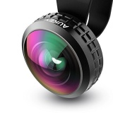 Aukey Optic Pro Lens Super Wide Angle 238 Derajat Kejelasan Tinggi Cell Phone Camera Lens Kit Untuk Iphone Android Lainnya Smartphone Intl Promo Beli 1 Gratis 1