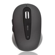 Beli Hitam Bluetooth Nirkabel 3 Mouse Cicilan