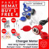 Review Toko Authentic Charger Motor Lengkap Baut Kabel Tis Dll Free Iring Stand Headset Earphone Bumper Case Bonus Penjepit Kabel Free Iring Stand Headset Earphone Bumper Case Bonus Penjepit Kabel