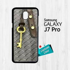 Miliki Segera Authentic Fossil Bag W5076 Casing Hp Samsung J7 Pro Custom Case Cover