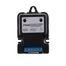 Auto Solar Panel Charge Controller 6 V 12 V 3A Baterai Charger Regulator-Intl