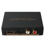 Jual Autoleader Kecepatan Tinggi Hdmi Ke Hdmi And Optik Spdif Rca L R Konverter Audio Tingkat 6 75 Gbps Oem Asli