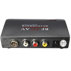 Rp 284.000. Autoleader RF untuk AV TV Kabel Analog Receiver Converter USB + Remote Control ...