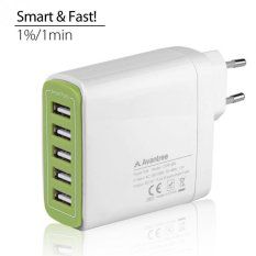 Katalog Avantree Wall Charger Multiple Usb Power Trek 48W 9 6A Hijau Terbaru