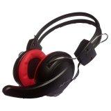 Jual Avf Headset Hm200 Full Cover Digital Stereo Hitam Avf Asli