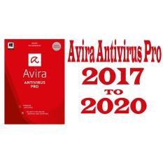 Spek Avira Antivirus Pro 2018 For 3 Pc 3 Tahun Avira