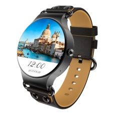 Toko Awefit Kw98 Smartwatch Android 8 Gb Smart Kesehatan Denyut Jantung Olahraga Pelacak Gps Bluetooth Wi Fi 3G Smart Watch Ponsel Sim Kartu Watch Intl Murah Tiongkok
