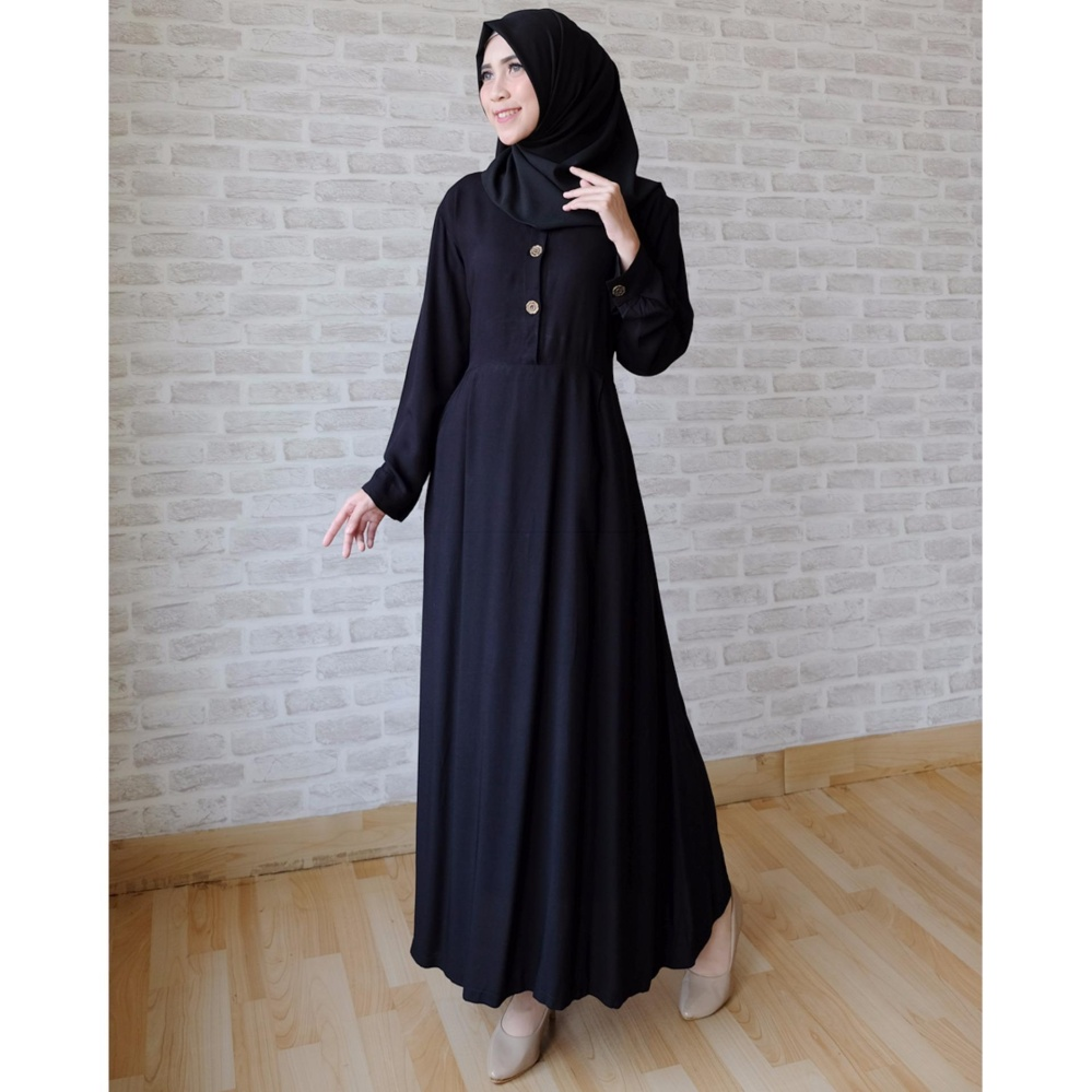 Ayako Fashion Long Sleeve Maxi Hilda
