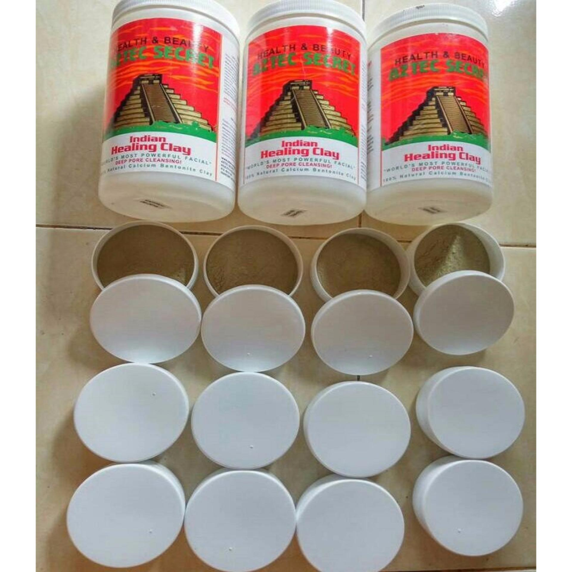 Harga Aztec Secret Usa Indian Healing Clay 100 Gram Share In Jar Tester Plastik Masker Wajah Menyamarkan Stretch Mark Online North Sumatra
