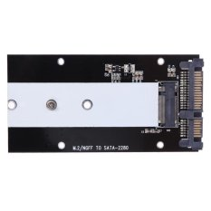 Harga B Kunci M 2 Ngff Ssd Untuk 2 5 Sata Converter Adaptor Kartu 2230 2280 Paling Murah
