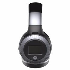 B19 Stereo Headset Nirkabel Bluetooth Headphone Ikat Kepala Headset dengan Mikrofon. Radio FM Mikro Sd Kartu Slot-Internasional
