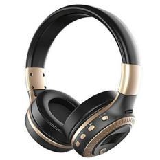 Ulasan Mengenai B19 Headset Nirkabel Bluetooth 4 1 Telepon Kepala Lipat Bando With Mikrofon Mendukung Fm Tf Kartu Kampanye Versus Led Di Speaker Mini Kompatibel Untuk Iphone And Tablet And Perangkat Bluetooth Emas Internasional