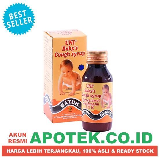 Baby's Cough Sirup 60 ml - Obat Batuk - Influenza Anak