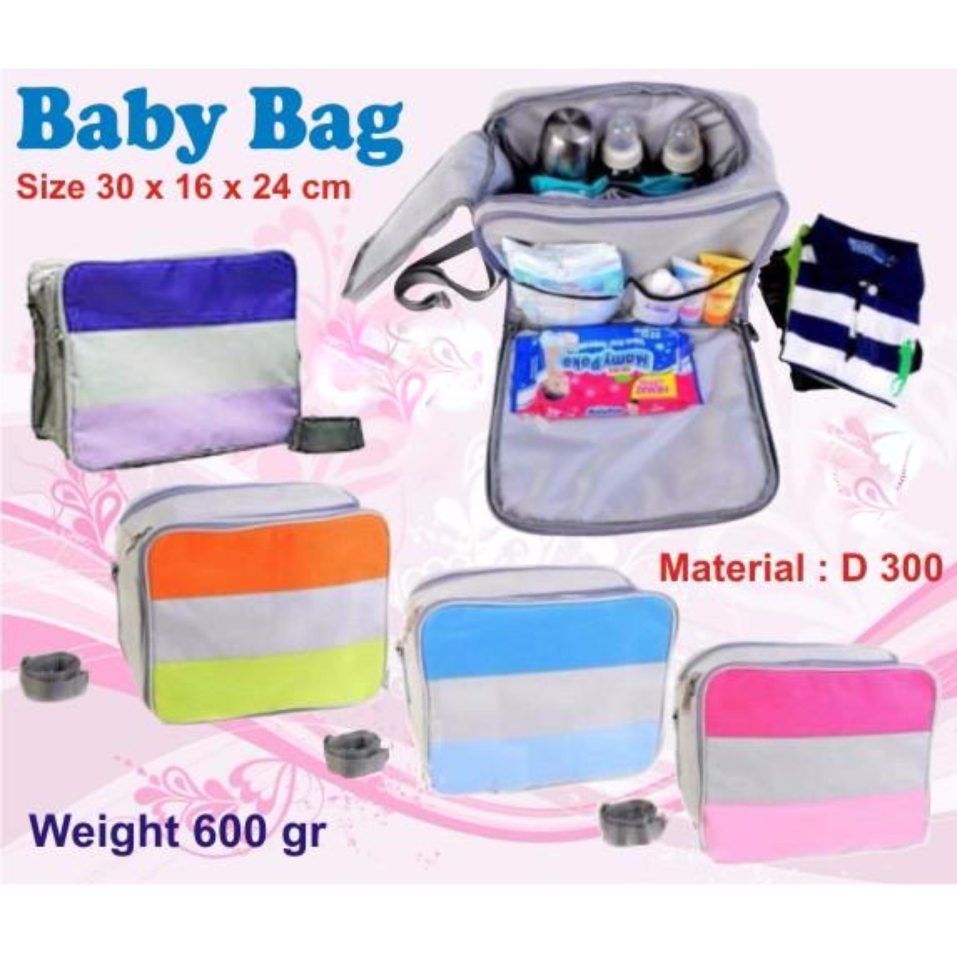 Diskon Baby Bag Organizer 2In1 Bisa Selempang Dan Ransel Jawa Tengah