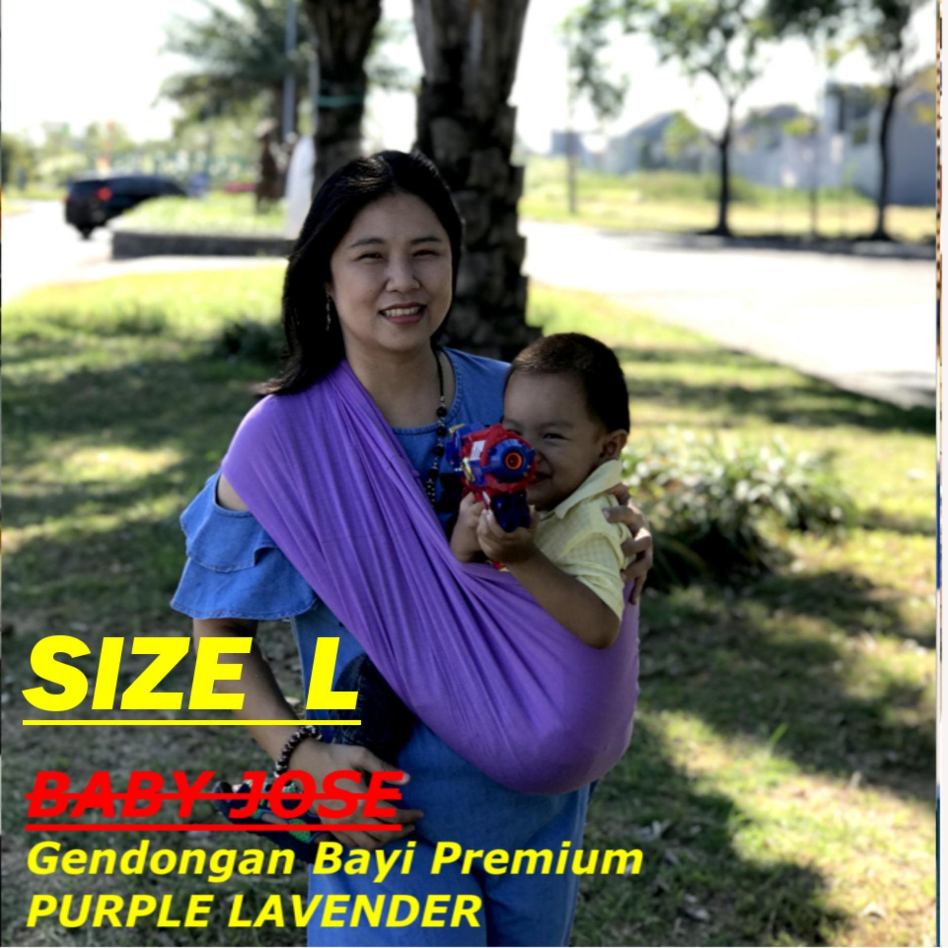 Diskon Baby Jose Gendongan Bayi Kaos Ukuran L Geos Selendang Bayi Praktis Mode