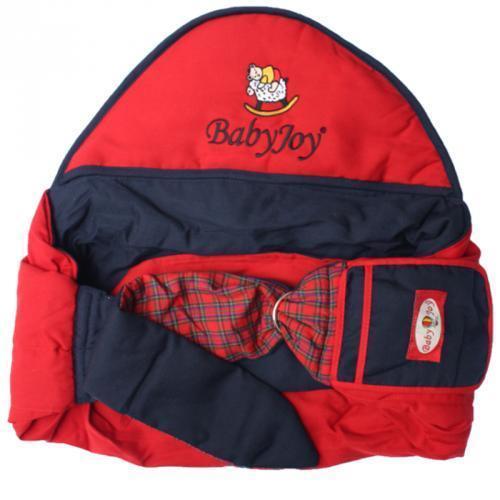 Harga Baby Joy Gendongan Samping Topi Saku Bordir Navy Baby Joy Original