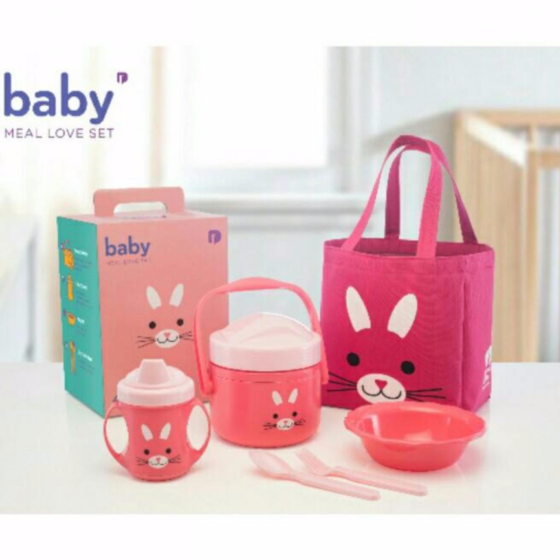 Baby Meal Love Set Value Pack MP-ASI (Bekal Si Kecil atau Hadiah) - The Rabbit
