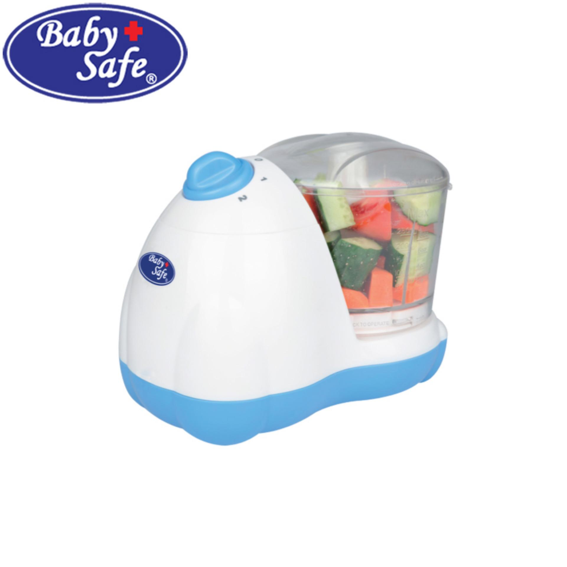 Jual Baby Safe Lb 609 Smart Baby Food Processor Original