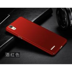 Spesifikasi Baby Skin Case Oppo F1 F1F A35 Hardcase Casing Full Cover Hard Merah Yang Bagus