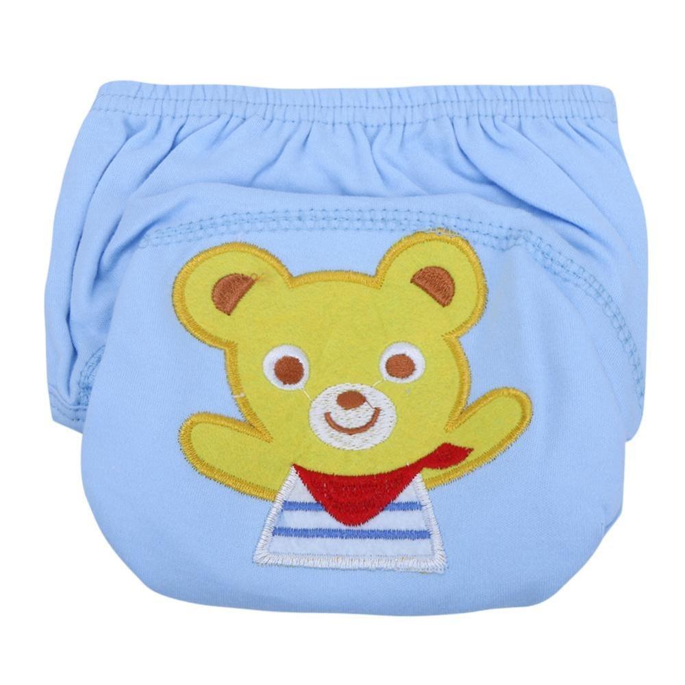 Baby Training Bisa Dicuci Popok Katun Belajar Celana-Intl