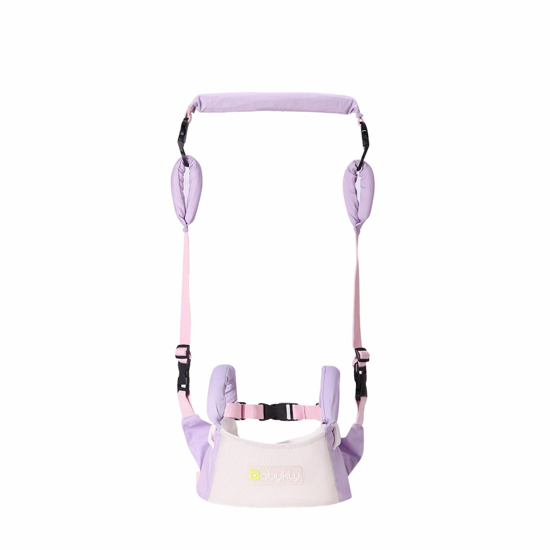 Review Tentang Baby Walker Balita Leash Backpack Untuk Anak Anak Bayi Berjalan Belt Child Safety Harness Ungu Intl