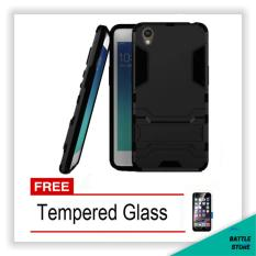 Back Case Oppo Neo 9 ( A37 ) Iron Man Robot Transformer Ironman Limited + Free Tempered Glass