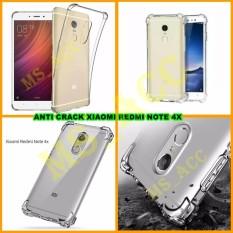 Back Case Soft Jacket / Anti Crack Xiaomi Redmi Note 4x - Bahan Lebih Bagus