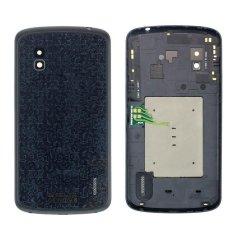 Back Door Cover Perumahan untuk LG Google Nexus 4 E960-Intl