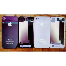 Backdoor Casing Kaca Belakang Apple Iphone 4 4G CDMA 4S GSM Original