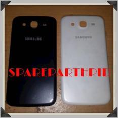 Backdoor Samsung Galaxy Mega 5.8 Inchi I9150 Hitam