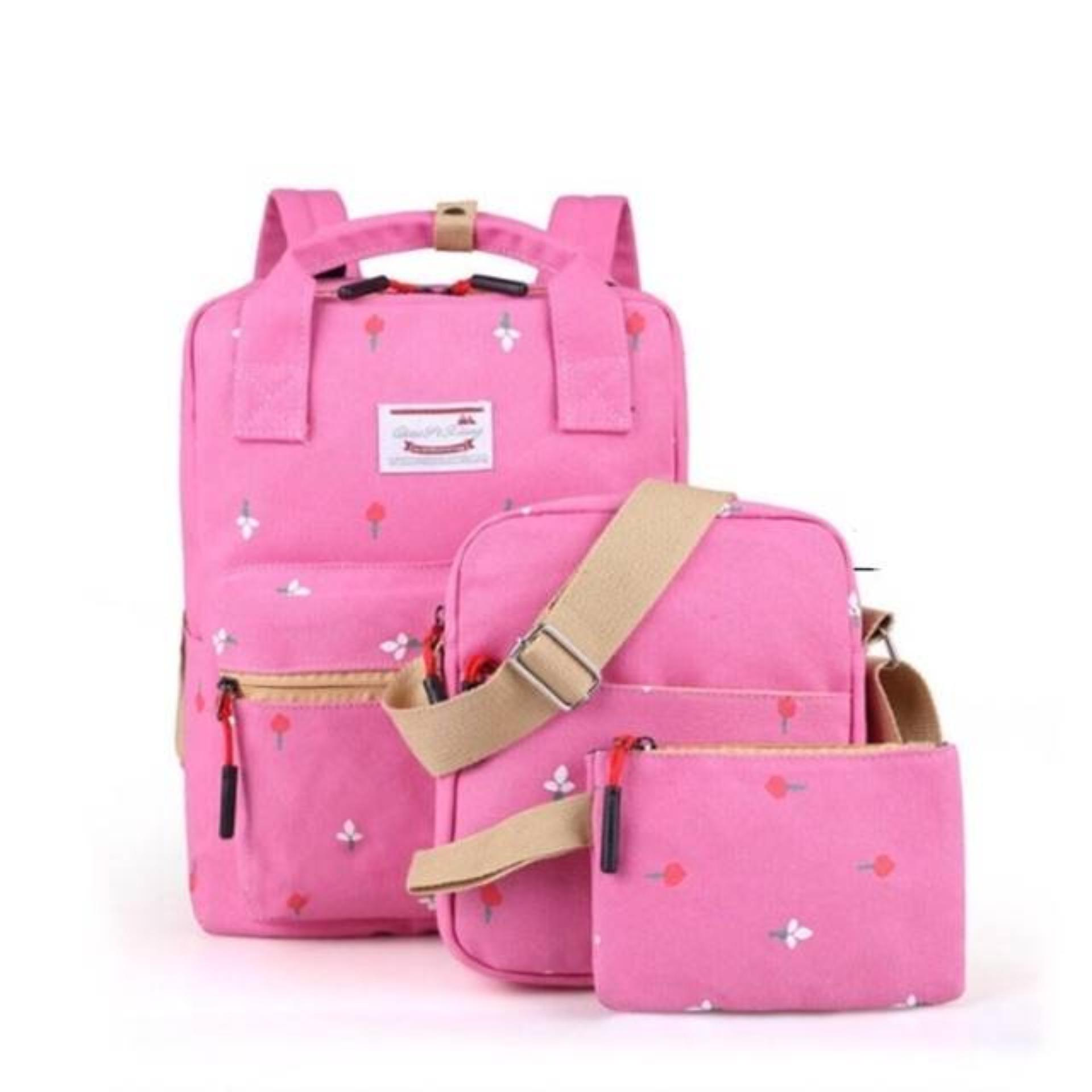 SEPATUBANDUNG_ Backpack Maya Tas Ransel Wanita. Source · BACKPACK FASHION TULIP JINJING