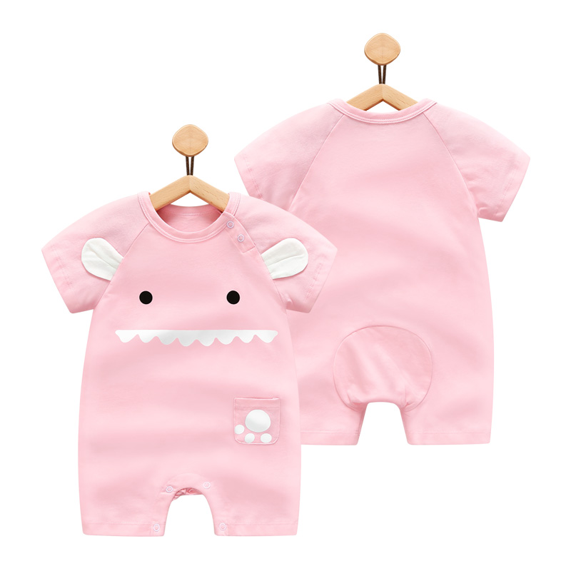 Promo Bagian Tipis Untuk Anak Anak Merangkak Pakaian Bayi Jumpsuit Oem