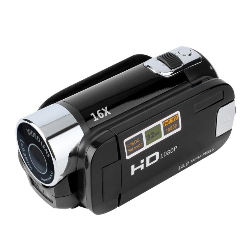 Baik 2.7 ''Tft Digital Video Camcorder LCD Full HD 720 P Kamera 16X Zoom DV-Intl