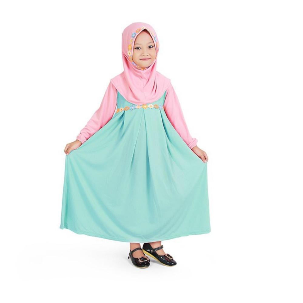 Baju Muslim / Baju Gamis / Gamis anak / Gamis anak Perembpuan / grosir gamis / pusat gamis anak / gamis lucu