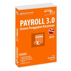 Harga Bamboomedia Program Payroll 3 Sistem Penggajian Karyawan Oranye Murah