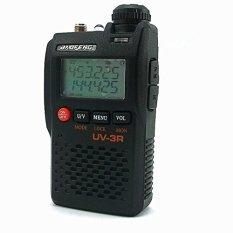 Beli Baofeng Pofung Radio Handy Walkie Talkie Uv 3R Hitam Baru