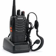 Harga Baofeng Radio Ht Handy Talky Walkie Talkie Baofeng Bf 888S Headset Original