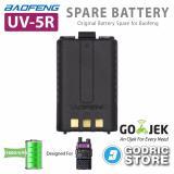 Diskon Baofeng Uv 5R Spare Battery Baterai Cadangan Original Hitam Baofeng Dki Jakarta
