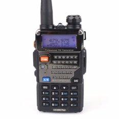 Spesifikasi Baofeng Walkie Handy Talkie Ht Uv5Re Uv 5Re 136 174 400 480Mhz Uhf Vhf Dualband Hitam Murah Berkualitas