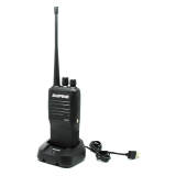 Jual Baofeng Walkie Talkie Single Band 5W 16Ch Uhf Vs 51 Black Baofeng Grosir