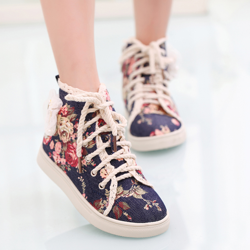 Spek Baru Gadis Sepatu Sepatu Anak Perempuan Kanvas Sepatu Oem
